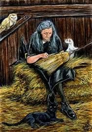 Image result for samhain witch