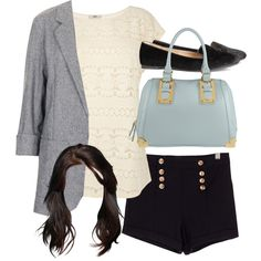 """""""Allison Inspired Outfit with Requested Bag"""" by veterization on Polyvore"""