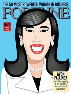 Fortune, October 16, 2006  Illustration: Robert Risko, art director: Renee Klein, design director: Robert Newman