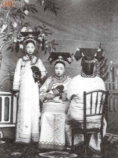 清代滿族的旗袍