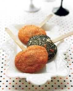 Lollipop Cookies Recipe