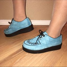 HPBaby blue shoes Good condition Shoes