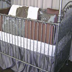 Chandler 4 Piece Crib Bedding Set