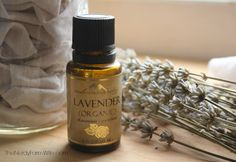 The Nerdy Farm Wife | How to Make Lavender Dusting Cloths #tutorial #greenclean #organiclife
