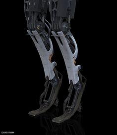 Human-robot design