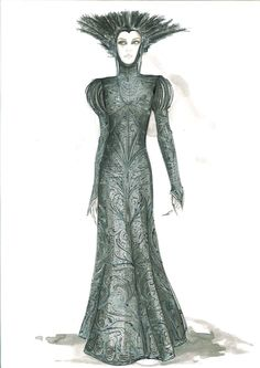 Snow White and the Huntsman. Costume design by Colleen Atwood.