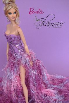 Barbie Hard Rock Café 2003 Glamour by Pumuckito, via Flickr