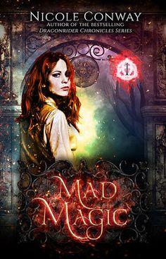 SMADA's Book Smack:  Blog Tour & Giveaway: Mad Magic (Mad Magic Saga #...