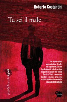 Roberto Costantini - Tu sei il male  #libri #books #gradogiallo5