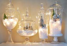 No es necesario gastar mucho dinero en decoraciones. Se puede crear un aire festivo en su hogar mediante la adición de pequeños toques a su espacio vital.