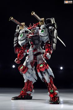 Custom Build: MG 1/100 Sengoku Astray Gundam - Gundam Kits Collection News and Reviews