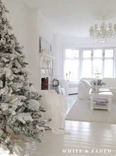 Deck your halls into a winter wonderland.