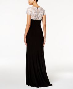 ce1121b23fca2 Alex Evenings Embellished Sweetheart Gown & Reviews - Dresses - Women -  Macy's