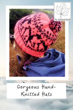 Penguin Fair Isle Animal Hat cacf9519fa7