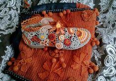 crochet knit unlimited: Unusual Irish lace