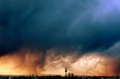 beautiful nature, spring storm in spain from Flickr user paraclafoto