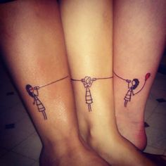 #Friendshiptattoos                                                                                                                                                                                 Mais