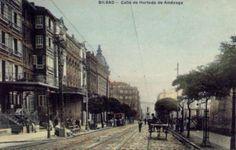 Hurtado Amezaga St. Bilbao
