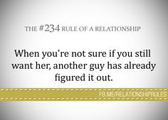Relationship Rules added a new photo. Relationship Rules, Relationships Love, Love Conquers All, Word 3, Couple, Figure It Out, Helping People, Quotes To Live By, Best Quotes