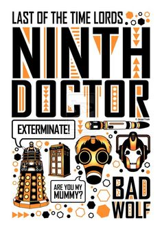 Doctor Who - Ninth Doctor. I was getting really attached to the doctor. Doctor Who 9, Ninth Doctor, First Doctor, Tardis Dr Who, Christopher Eccleston, Out Of Touch, The Nines, Don't Blink, Bad Wolf