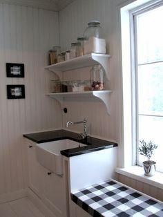 Domargård - Villa Olivia kitchen (Kvänum)