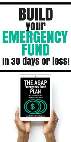 Build a baby emergency fund in 30 days or less wit…