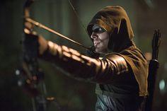 Arrow • Draw Back Your Bow #3x07
