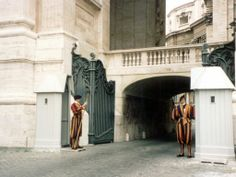 Robert Bovington - Swiss Guards