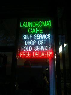 Laundromat Cafè