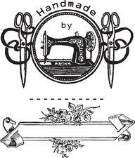 Vintage printaple tags