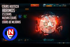 CAJAS HEXTECH #5 | 23 artesanía hextech (11 cajas de mejoras)  | League of Legends en español