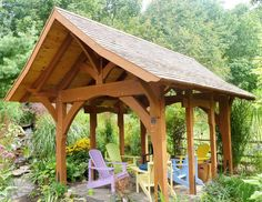 Garden Dreams Pavilion