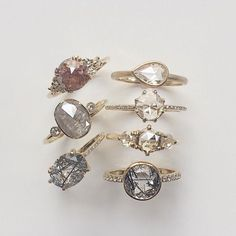 Vale Jewelry Maia, Kepler, Lumen, Pera, Vega, Tidals and Horizon Rings