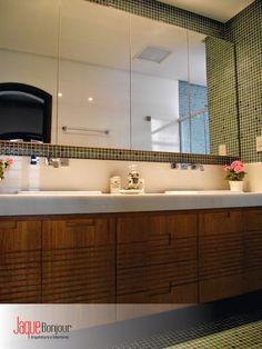 Reforma residência V. - banho suite
