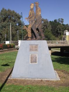 Hume and Hovell Monument, Tumbarumba Australia, Autumn, Building, Places, Travel, Fall, Viajes, Fall Season, Buildings