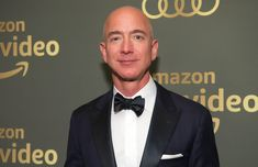 Jeff Bezos Claims National Enquirer Trying to Blackmail Him - Rubbish In, Robish Out!