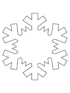 Snowflake pattern sneeuwvlok patroon #frozen