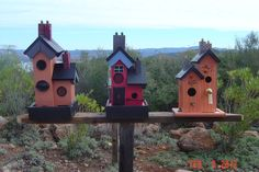 Bird house platform
