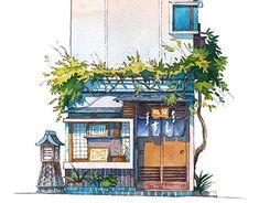 Tokyo storefront #10 Noike