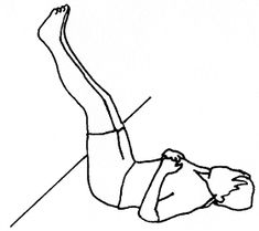 Proper stretches following a ride or race. http://bikeline.com/articles/stretching-after-you-ride-pg207.htm