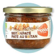 PATE Z SEITANU    180 g, cena 13,49 na www.pureveg.pl  Delikatesowy rodzaj pasztetu dla wegan pieczonego, każdy osobno w słoiczku. Ma doskonały, wyrazisty smak pieczeni, wyraźnie wyczuwalną urozmaiconą strukturę. Bardzo różni się jakością od papkowatych smarowideł znanych ze sklepowych półek. Jest wykwintnym daniem, w którym pamiętano o najlepszych składniach BiO i wysokich walorach odżywczych.  #Paté  #pasztet #seitan #patezseitanu #weganskie #wegetarianskie