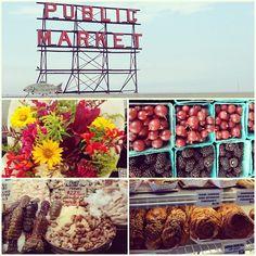 pike place market, seattle washington #webstagram