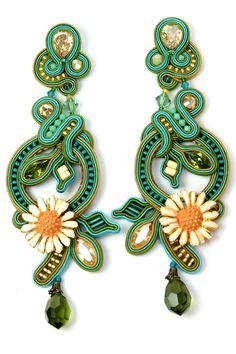 #DoriCsengeri ss2015 #LookBook Triumph Floral #CollezioniAccessori