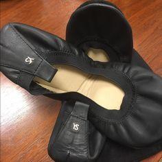 7e5fb799c91 Yosi Samra Ballet Flats Yosi Samara ballet flats in soft black leather size  9. Comes