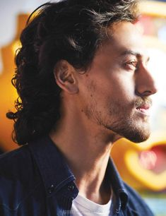 Tiger Shroff New Look Photos 2018 Wallpapers Hd Images