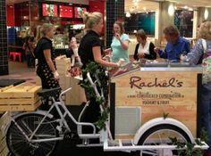 Ice Cream Bike Battery Operated