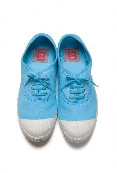 Bensimon bleu néon