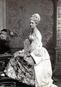 "antique-royals:  ""Archduchess Maria Antonia of Austria Toskana  """