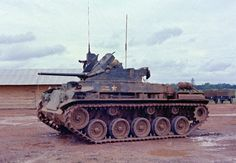 US Army M42 Duster, 1969