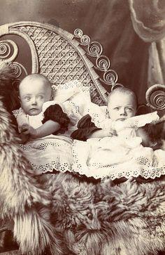 Edwardian twins